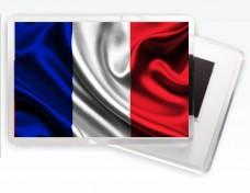 Купить Магнитик флаг Франции в интернет-магазине Каптерка в Киеве и Украине
