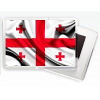 Магнитик флаг Грузии