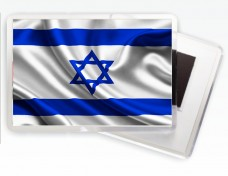 Магнитик флаг Израиля