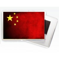 Магнитик флаг Китая