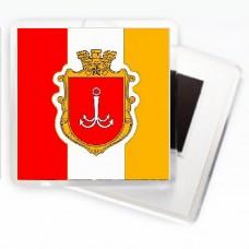 Магнитик флаг Одессы