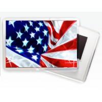 Магнитик флаг США