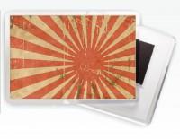 Магнитик флаг Камикадзе