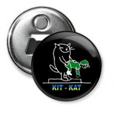Купить Відкривачка з магнітом КІТ-КАТ в интернет-магазине Каптерка в Киеве и Украине