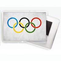 Магніт прапор Олімпіади