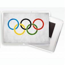 Магнит флаг Олимпиады