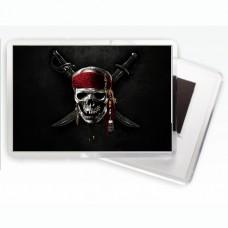 Магнитик Череп (пираты карибского моря)