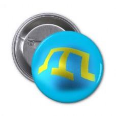 Значок крымскотатарский