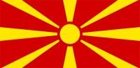 Флаг Північної Македонії