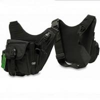 Универсальная сумка типа EDC MFH 30702A Black