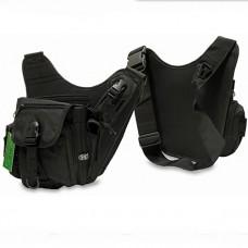 Купить Универсальная сумка типа EDC MFH 30702A Black в интернет-магазине Каптерка в Киеве и Украине