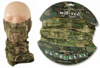 Бандана-балаклава-шарф-труба Mil-Tec Multicam