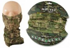 Купить Бандана-балаклава-шарф-труба Mil-Tec Мультикам в интернет-магазине Каптерка в Киеве и Украине