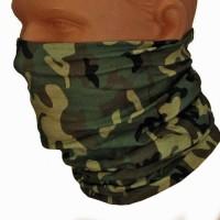 Бандана-балаклава-шарф-труба Mil-Tec Вудланд