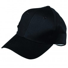 Черная бейсболка Mil-Tec