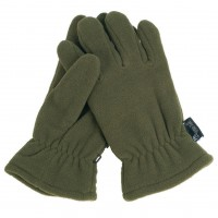 Mil-TEC Перчатки флисовые с Thinsulate олива