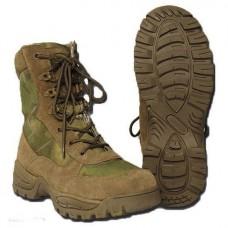 Ботинки MIL-TEC A-TACS FG  на молнии YKK