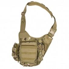 Купить Универсальная сумка типа EDC Mil-Tec multicam в интернет-магазине Каптерка в Киеве и Украине