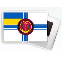 Морская пехота Украины магнитик