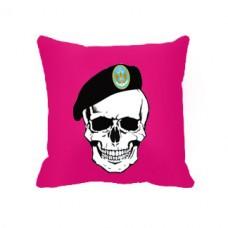 Подушка морская пехота Украины (череп)