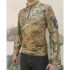 Рубашка Ubacs кулмакс камуфляж мультикам АКЦІЯ