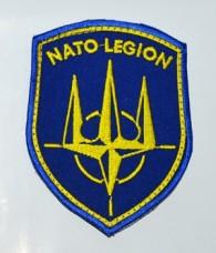 Шеврон LEGION NATO