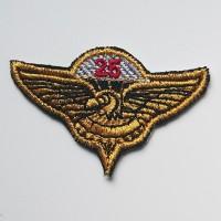 Нашивка орел 25я бригада ВДВ Спеціальна ціна на шеврони