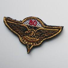 Нашивка орел 80я бригада ВДВ Спеціальна ціна на шеврони