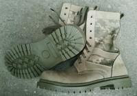 Облегченные ботинки берцы олива вставки укрпиксель ММ14