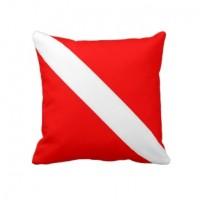 Подушка Флаг Дайвинг