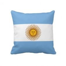 Купить Декоративна подушка прапор Аргентини в интернет-магазине Каптерка в Киеве и Украине
