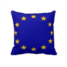 Декоративна подушка Євросоюз