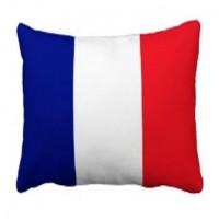 Декоративна подушка прапор Франції
