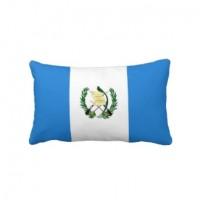 Декоративна подушка прапор Гватемали