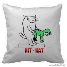 Подушка КІТ-КАТ біла