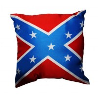Декоративна подушка прапор Конфедерації