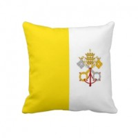Декоративна подушка Ватикану