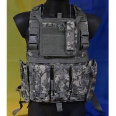 Розгрузка GFС Tactical Польща камуфляж ACU