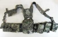 РПС система с подсумками для снайпера