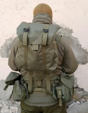 РПС стрелок с рюкзаком