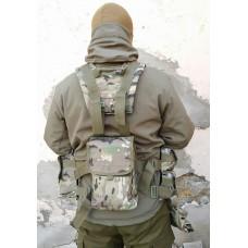 РПС с подсумками АК камуфляж мультикам