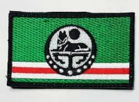 Нашивка прапор Ічкерії