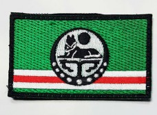 Нашивка флаг Ичкерии