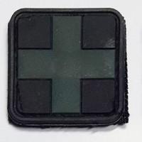 Нашивка Хрест PVC  польовий варіант