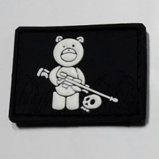 Купить Резиновый шеврон Teddy Bear PVC  в интернет-магазине Каптерка в Киеве и Украине