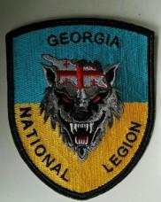 Шеврон Грузинский Легион