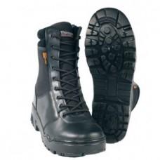 Ботинки Mil-Tec черные с утеплителем Thinsulate Молния YKK