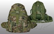 Купить 50л Рюкзак тактический Texar Bergamo PL CAMO АКЦИЯ 30% в интернет-магазине Каптерка в Киеве и Украине