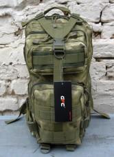25л рюкзак GFC Tactical Польша камуфляж A-Tacs FG
