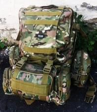60л Рюкзак тактический Texar CAMPER multicam